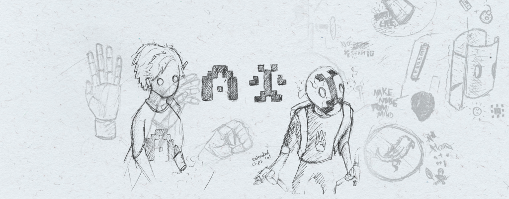 WEBSITE wordpress header - jayxreese sketches